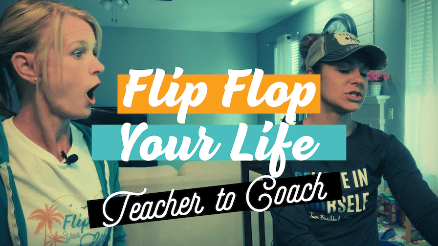 Flip Flop Your Life Podcast Ep. 002 April Mealick